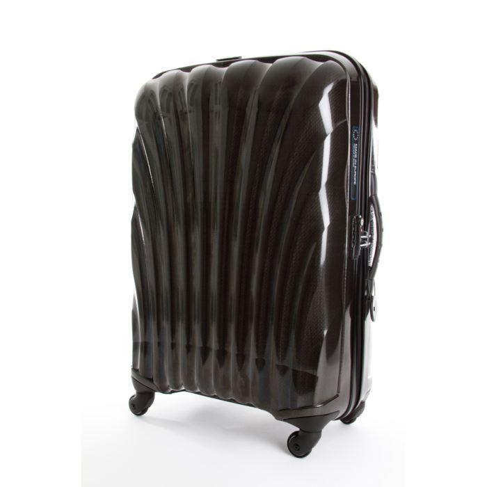 samsonite valise rigide cosmolite 74cm noir achat. Black Bedroom Furniture Sets. Home Design Ideas