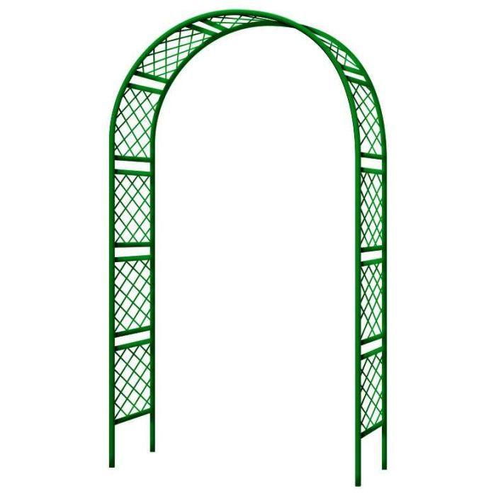 Arceau double sophia achat vente arche arceau double for Arceau de jardin