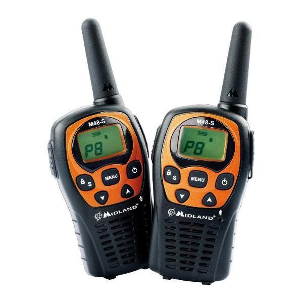talkie walkie m48 s talkie walkie achat talkie walkie pas cher avis et meilleur prix cdiscount. Black Bedroom Furniture Sets. Home Design Ideas