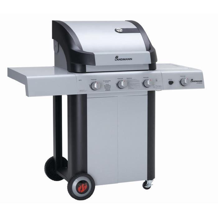 barbecue gaz garantie 10 ans. Black Bedroom Furniture Sets. Home Design Ideas