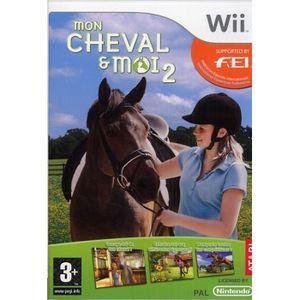 JEUX WII Mon cheval et Moi 2 / Jeu console Wii -