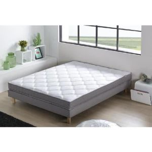 ensemble matelas sommier 160x200 achat vente ensemble matelas sommier 160x200 pas cher. Black Bedroom Furniture Sets. Home Design Ideas
