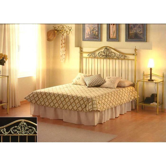 lits en laiton et t tes de lit mod le le havre t te de lit couleurs choisir pour matelas. Black Bedroom Furniture Sets. Home Design Ideas