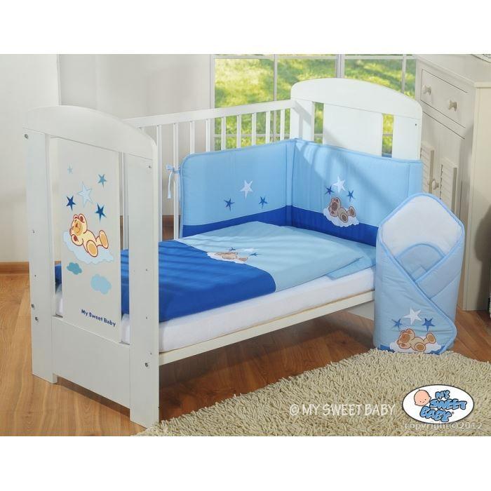 parure de lit b 233 b 233 ourson 233 toile bleue comprend achat vente parure de lit b 233 b 233 parure de