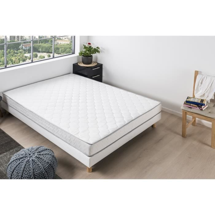 finlandek matelas 140x190 mousse 30kg m ferme. Black Bedroom Furniture Sets. Home Design Ideas