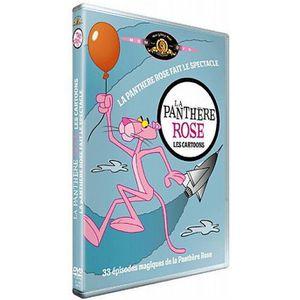 La panthere rose dvd achat vente la panthere rose dvd pas cher soldes cdiscount - Panthere rose dessin anime ...