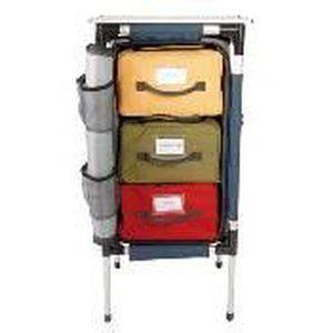meuble de rangement camping achat vente pas cher cdiscount. Black Bedroom Furniture Sets. Home Design Ideas