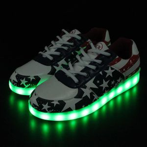 CHAUSSURE TONING Chaussure LED Sport Lumière Unisex Sneakers Cli...