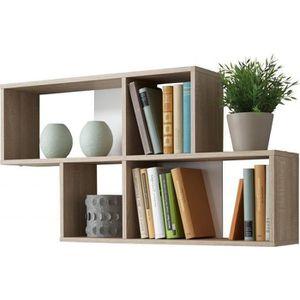etagere laque blanche achat vente etagere laque. Black Bedroom Furniture Sets. Home Design Ideas