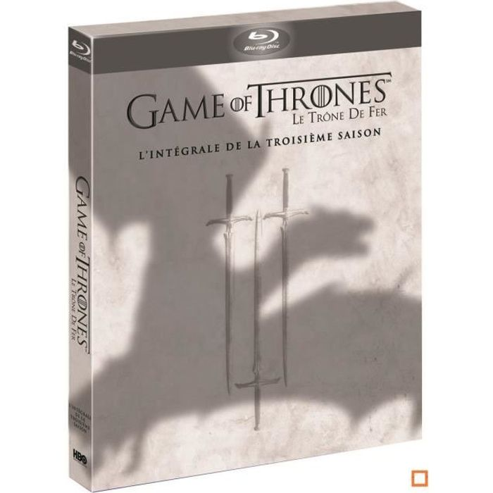 Coffret Blu Ray Game of Thrones Blu-ray Game of Thrones