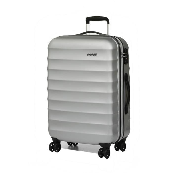 valise rigide american tourister 4 roues taille m 67cm collection palm valley achat vente. Black Bedroom Furniture Sets. Home Design Ideas