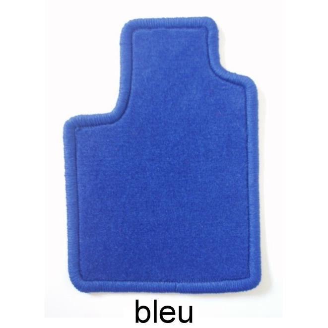 ford s max 7 pl 05 06 6 tapis en velours bleu achat vente tapis de sol ford s max 7 pl 05