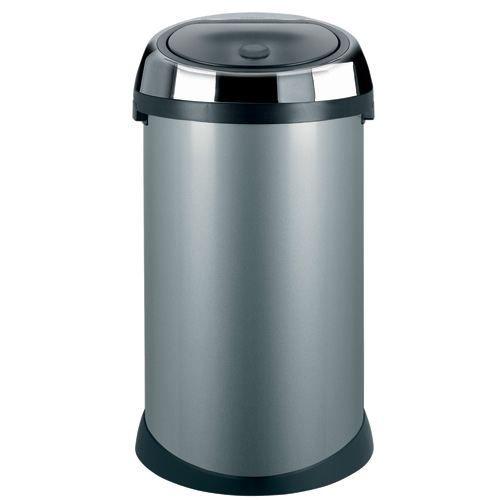 Poubelle touch bin brabantia 50 l achat vente poubelle - Poubelle automatique brabantia ...