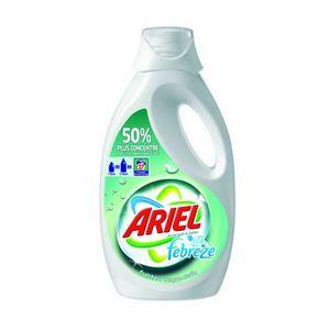LESSIVE ARIEL Lessive liquide avec Febreze 25 lavages