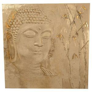 Toile imprimée Pei Bouddha - L. 100 cm