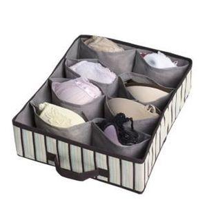 boite de rangement pour sous vetements achat vente boite de rangement pour sous vetements. Black Bedroom Furniture Sets. Home Design Ideas