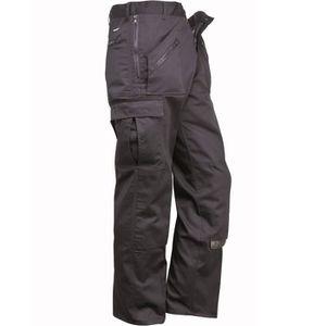pantalon de travail homme achat vente pantalon de. Black Bedroom Furniture Sets. Home Design Ideas