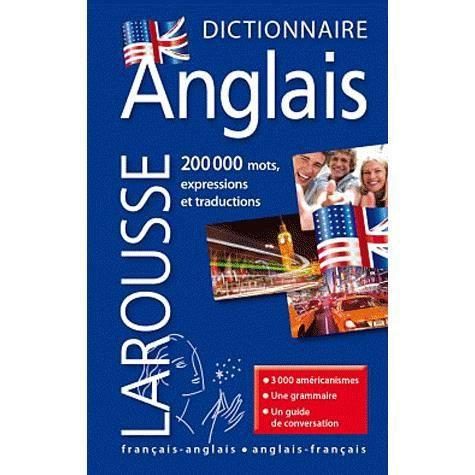 Dictionnaire larousse poche fran ais anglais et an achat vente livre larousse larousse - Dictionnaire de cuisine larousse ...