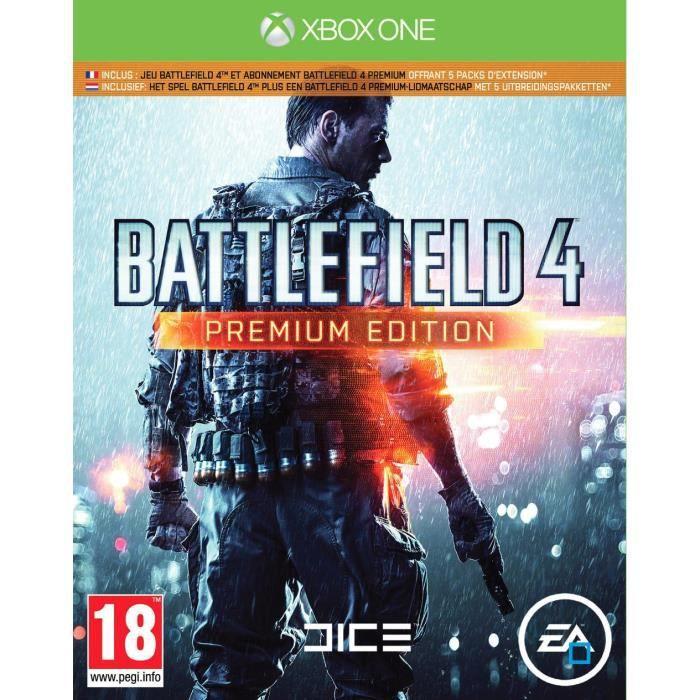 BATTLEFIELD 4 PREMIUM EDITION XBOX ONE - CHINA RISING   SECOND ASSAULT    Xbox One Battlefield 4