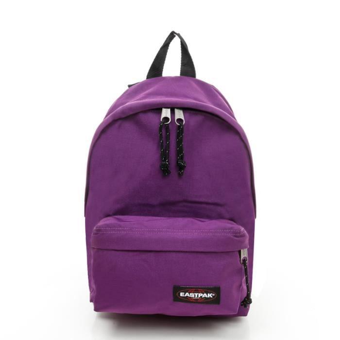 bro eastpak sac dos borne scolaire violet gar on et fille violet achat vente sac dos. Black Bedroom Furniture Sets. Home Design Ideas