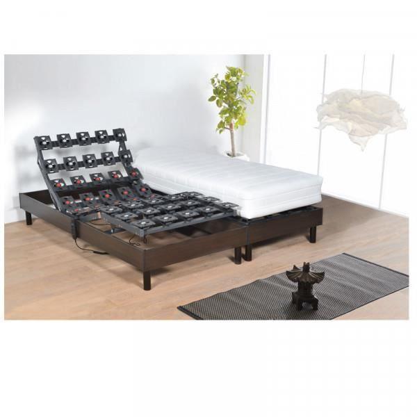 ensemble lectrique 70 x 190 relaxplots matelas classic. Black Bedroom Furniture Sets. Home Design Ideas
