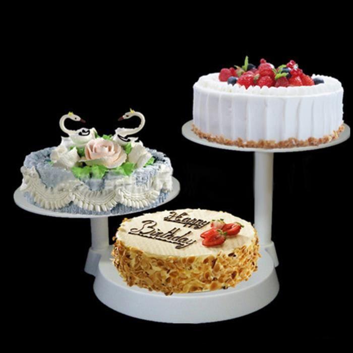 presentoir à gâteau de mariage partie 3 étages - Achat / Vente ...