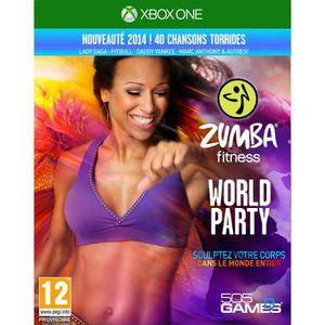 JEUX XBOX ONE Zumba World Party Jeu XBOX One