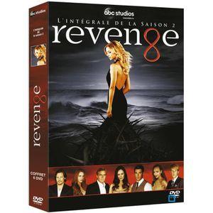 DVD SÉRIE DVD Revenge season 2