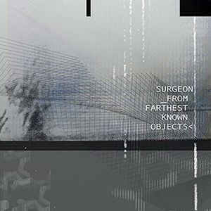 CD TECHNO - ELECTRO From farthest known objects by Surgeon (CD)