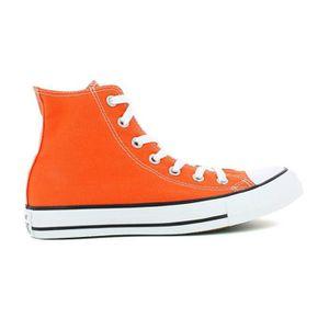 converse basse orange