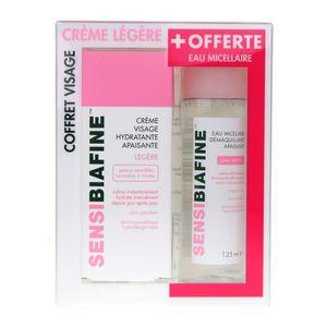 DÉMAQUILLANT NETTOYANT Coffret Crème Légère + Eau Micellaire Offerte