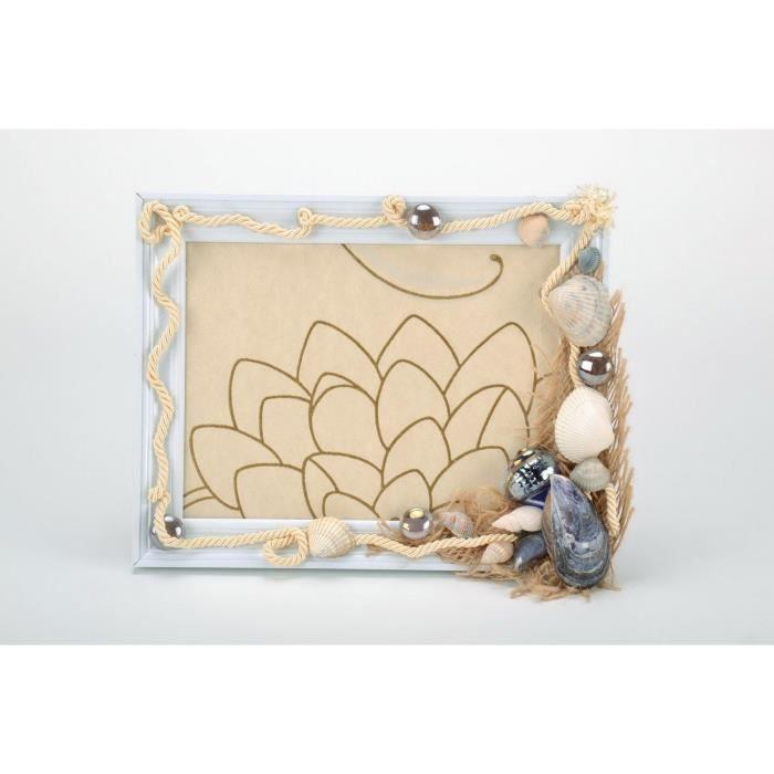 Cadre Photo Artisanal En Plastique Avec Pochette Cadeau Fait Main Achat Vente Carte Postale