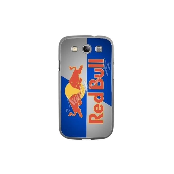 coque samsung galaxy s3 red bull achat vente coque. Black Bedroom Furniture Sets. Home Design Ideas