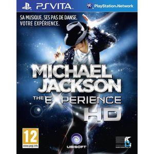 JEU PS VITA Michael Jackson The Experience Jeu PS Vita
