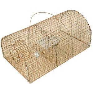Nasse a rat achat vente nasse a rat pas cher cdiscount - Piege a rat efficace ...