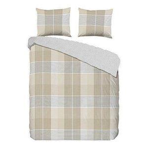 HOUSSE DE COUETTE Descanso pour lit Double en coton/Satin Avec houss
