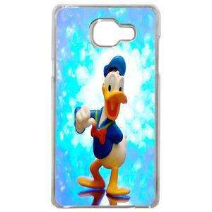 COQUE - BUMPER Coque Rigide Disney Donald Samsung Galaxy A5 2016