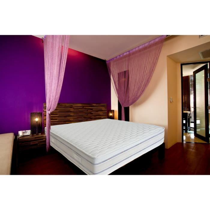 matelas 140x190 m moire de forme premium haute den achat vente matelas soldes d hiver. Black Bedroom Furniture Sets. Home Design Ideas