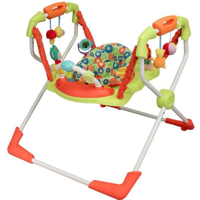 Balancelle jumper d 39 activit b b trot05 achat vente for Table d activite bebe