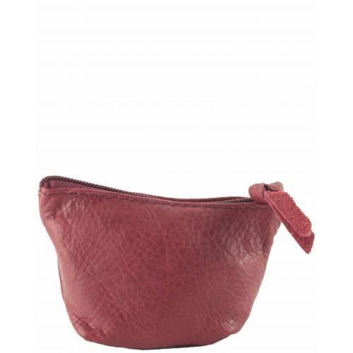 Porte monnaie cuir femme bordeaux tu rouge achat vente porte monnaie 3611780096724 for Achat porte interieur bordeaux