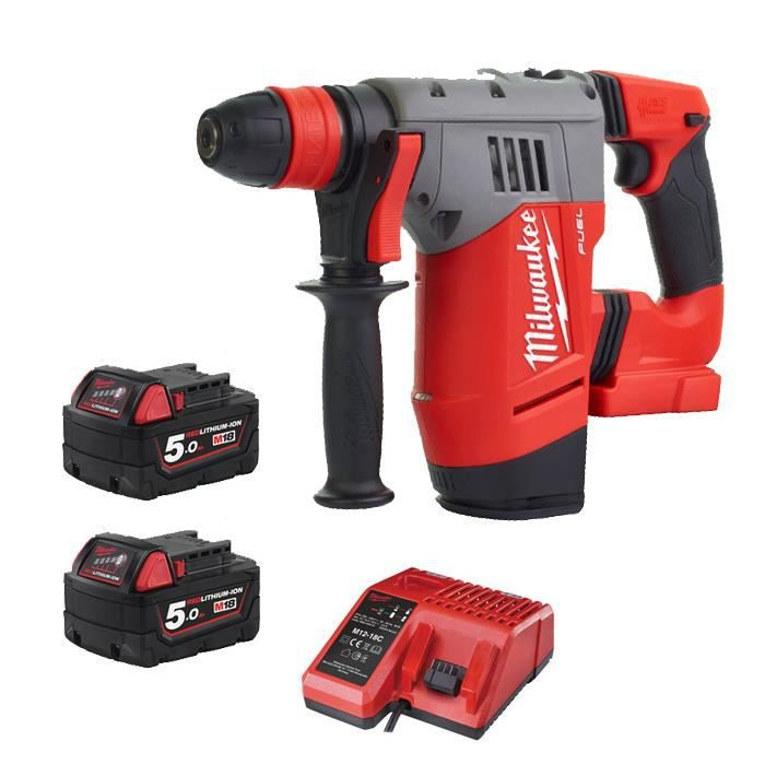 milwaukee m18chpx 502c sds perforateur burineur. Black Bedroom Furniture Sets. Home Design Ideas