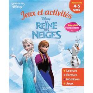Jeux activite reine des neiges achat vente jeux - Jeux de fille reine des neiges ...