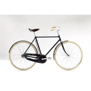 VÉLO DE COURSE - ROUTE TAURUS CONTROPEDALE Vélo 1 Vitesse Vintage Homme