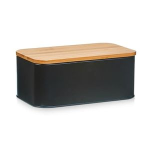 boite a pain metal achat vente boite a pain metal pas cher cdiscount. Black Bedroom Furniture Sets. Home Design Ideas
