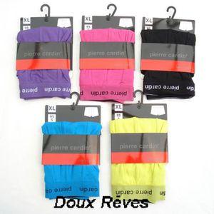 BOXER - SHORTY - Sous-vêtement Homme BOXER/CALECON - Lot de 5 ass