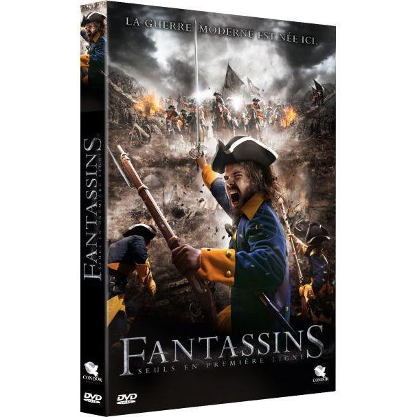 Fantassins : Seuls en première ligne (2012) 1CD [DVDRiP FRENCH]