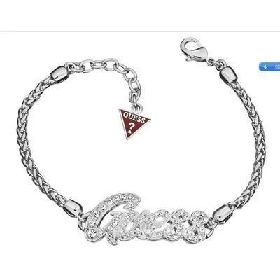 bracelet plaqu argent guess argent achat vente bracelet gourmette bracelet plaqu argent. Black Bedroom Furniture Sets. Home Design Ideas