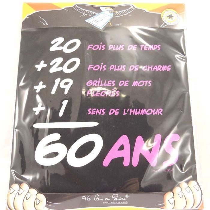 Cadeau Anniversaire Femme 60 Ans