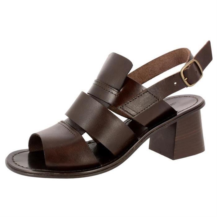 SANDALE - NU-PIEDS sandales / nu pieds 405 femme antichi romani 405