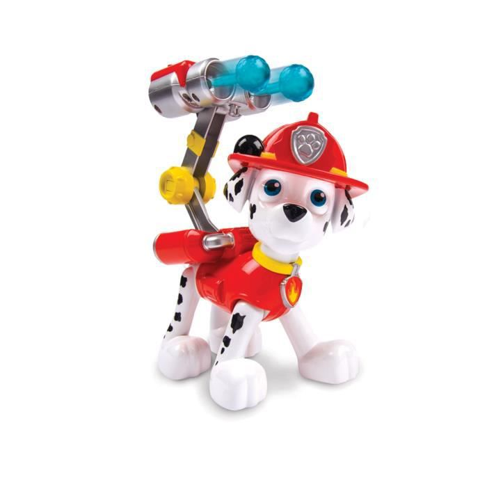 figurine g ante paw patrol pat 39 patrouille marcus achat vente figurine personnage. Black Bedroom Furniture Sets. Home Design Ideas